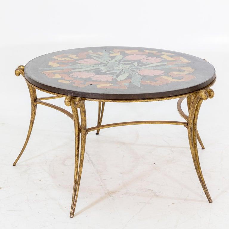 Table by René Drouet and Ismael De La Serna, France, circa 1938 For Sale 1