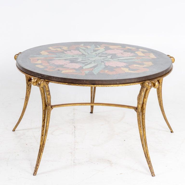 Table by René Drouet and Ismael De La Serna, France, circa 1938 For Sale 2