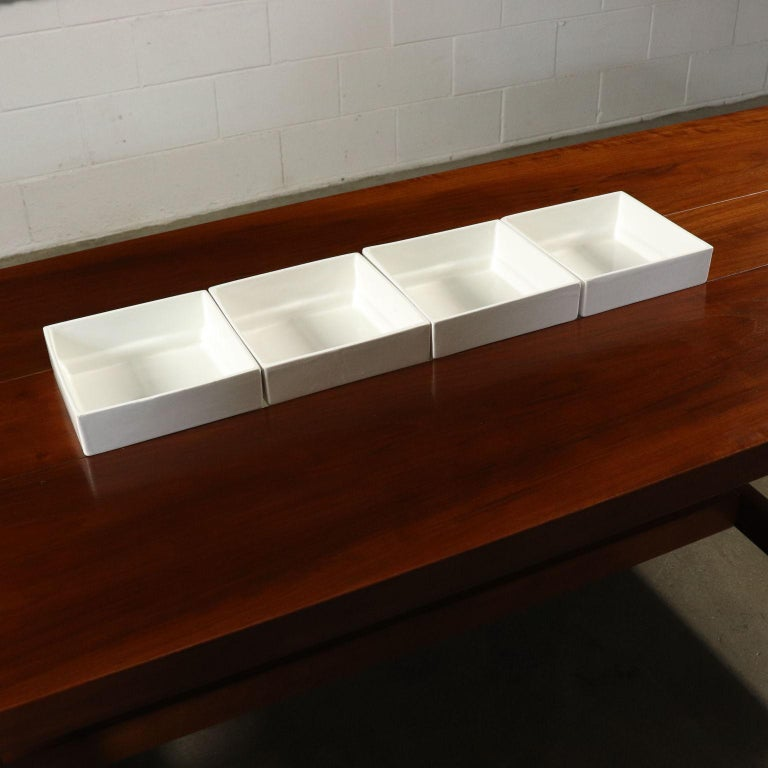Table by Silvio Coppola Solid Wood Vintage Italy, 1960s-1970s In Good Condition For Sale In Milano, IT