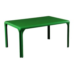 Table by Vico Magistretti Plastic Material Vintage, Italy, 1960s