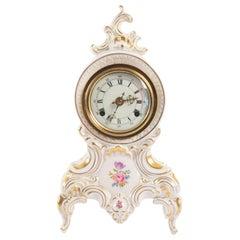 Table Clock, Louis XV Style