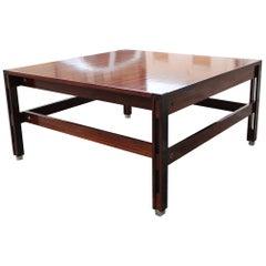Table Coffee Midcentury Italian Design Square MIM by Ico Parisi, 1958