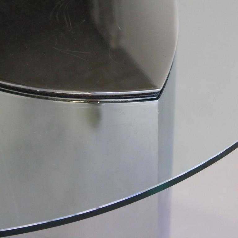 Italian Table or Desk Designed by Cini Boeri, Italy, Gavina, 1971 For Sale