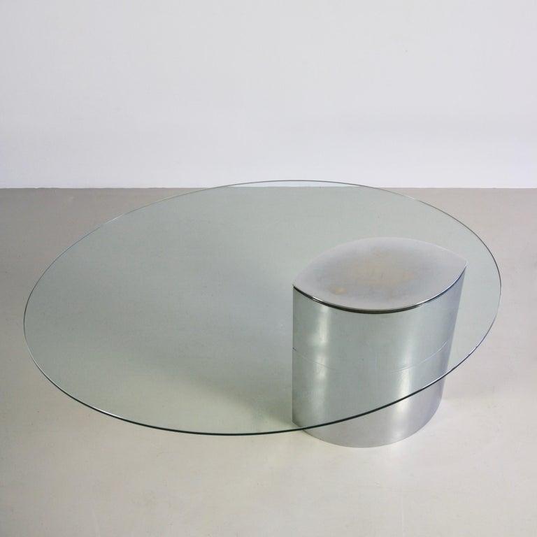 Table or Desk Designed by Cini Boeri, Italy, Gavina, 1971 In Good Condition For Sale In Berlin, Berlin