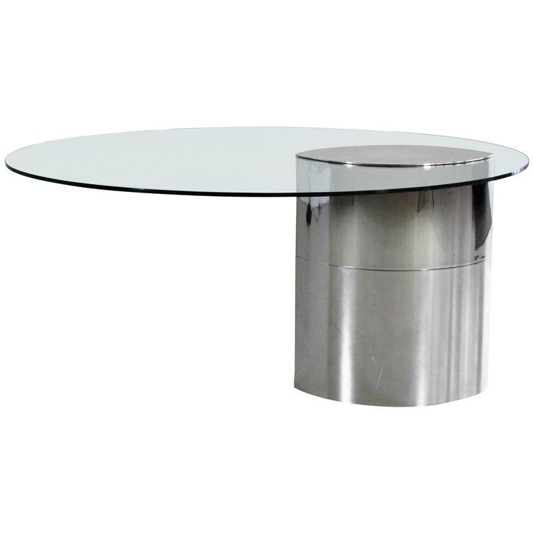 Table or Desk Designed by Cini Boeri, Italy, Gavina, 1971 For Sale