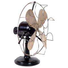 Table Fan with Oscillation, circa 1920