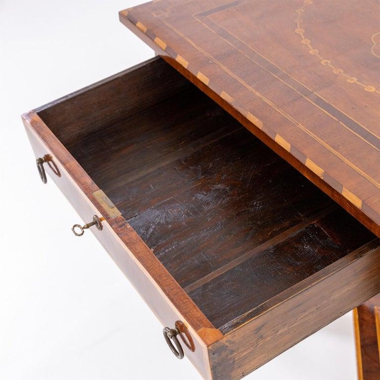 Mahogany Table, France, circa 1800 For Sale
