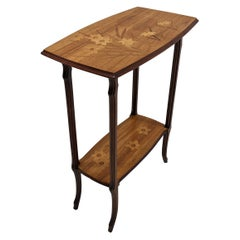 Table in Leather Good by Emile Gallé