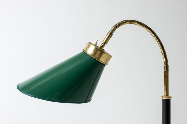 Table Lamp #2434 Designed by Josef Frank for Svenskt Tenn, Sweden In Good Condition For Sale In Stockholm, SE