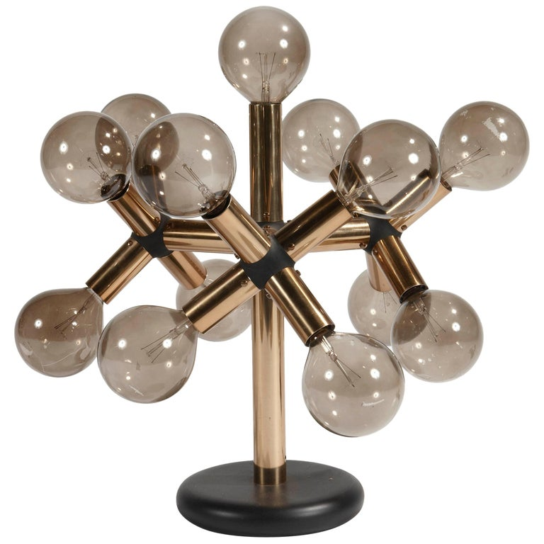 """Table Lamp """"Atomic"""" by R & T Haussmann, 1965 For Sale"""