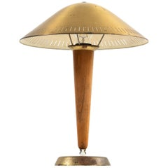 Table Lamp Attributed to Hans Bergström Produced by ASEA in Sweden