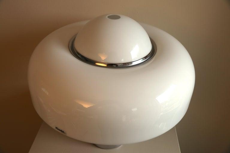 Table Lamp Brumbury by Luigi Massoni for Guzzini / Iguzzini, 2 available 2