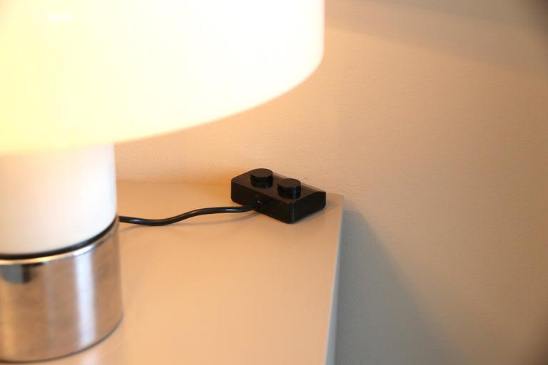 Table Lamp Brumbury by Luigi Massoni for Guzzini / Iguzzini, 2 available 4