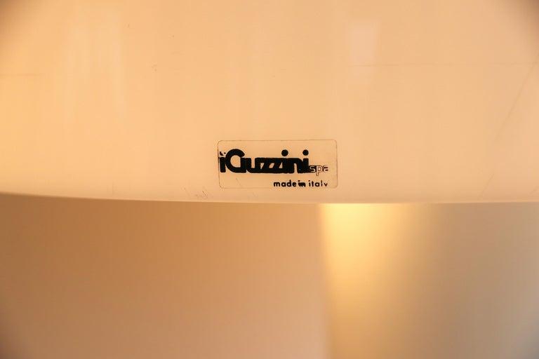 Table Lamp Brumbury by Luigi Massoni for Guzzini / Iguzzini, 2 available 6