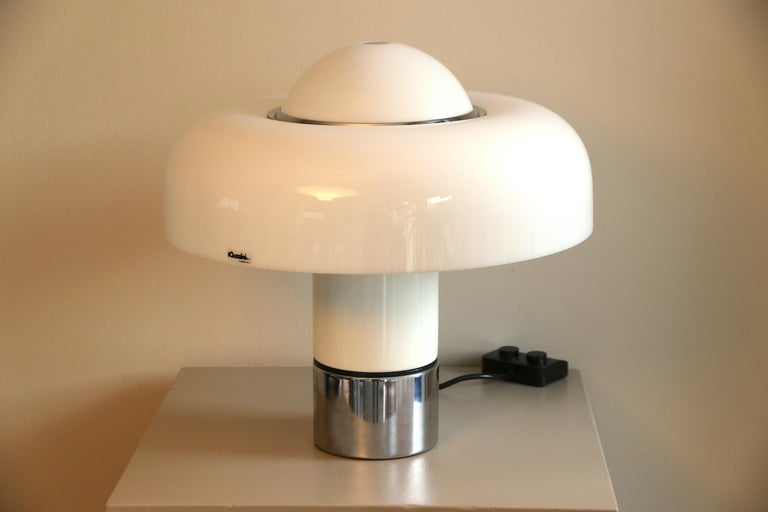 Very stylish and iconic table or desk lamp