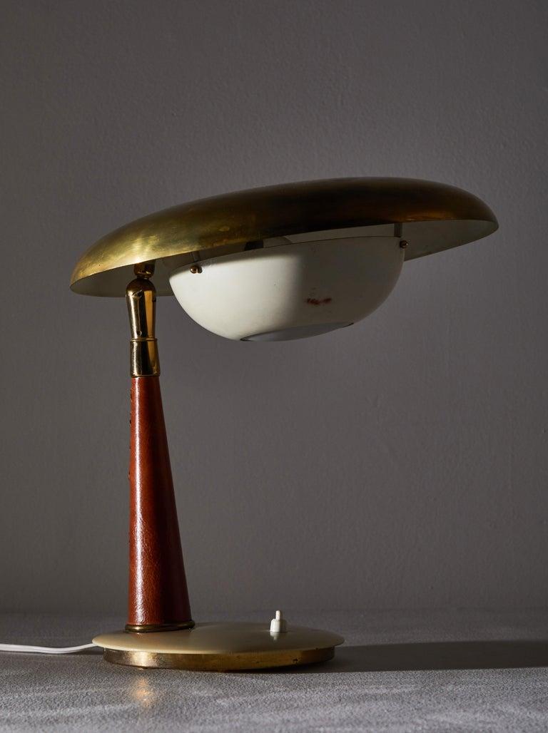 Italian Table Lamp by Arredoluce For Sale