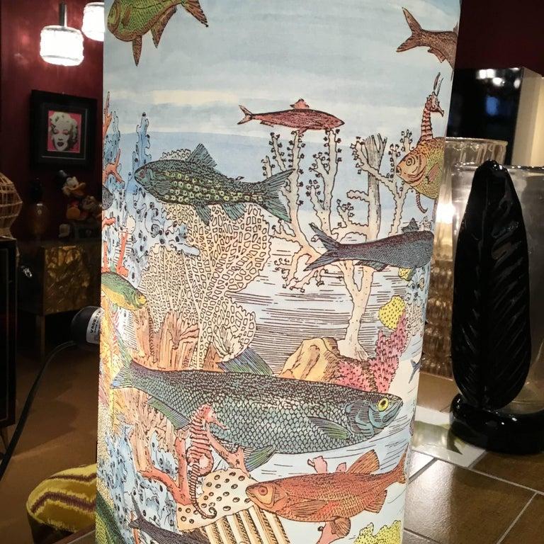 Table Lamp by Barnaba Fornasetti for Antonangeli For Sale 3