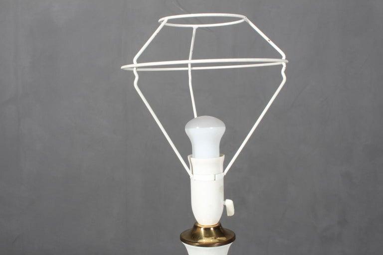 Danish Table Lamp by Bjorn Wiinblad for Nymølle, Denmark, 1970s