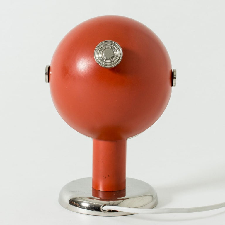 Swedish Table Lamp by Bo Notini for Böhlmarks, Sweden, 1930s For Sale