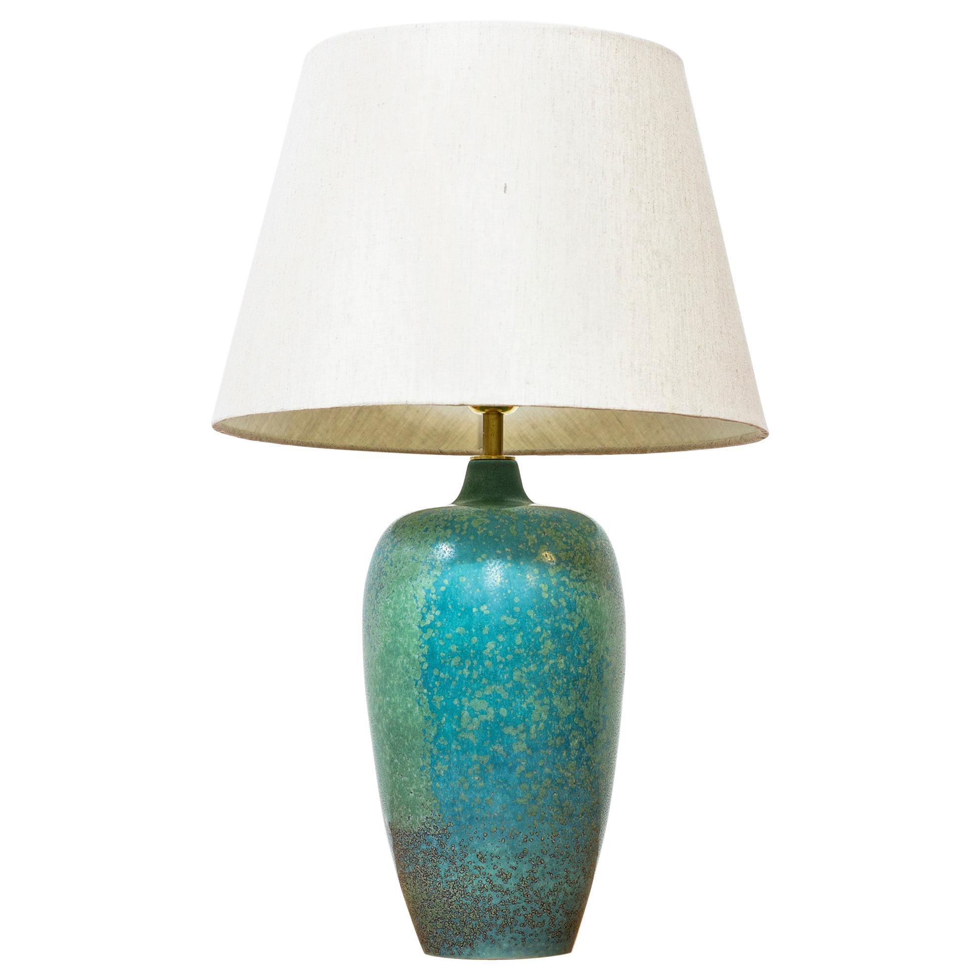 Table Lamp by Carl-Harry Stålhane for Rörstrand, Sweden, 1950s