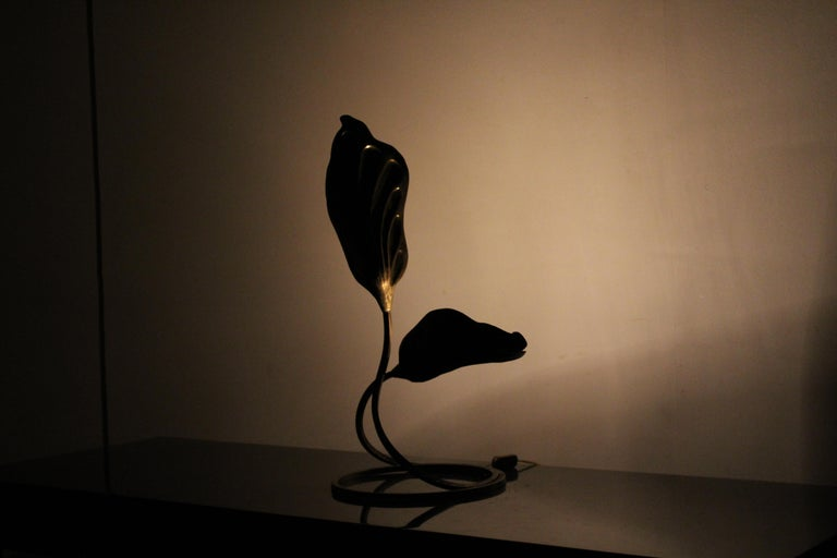 Table Lamp by Carlo Giorgi & Tommaso Barbi for Bottega Gadda, circa 1960s For Sale 13