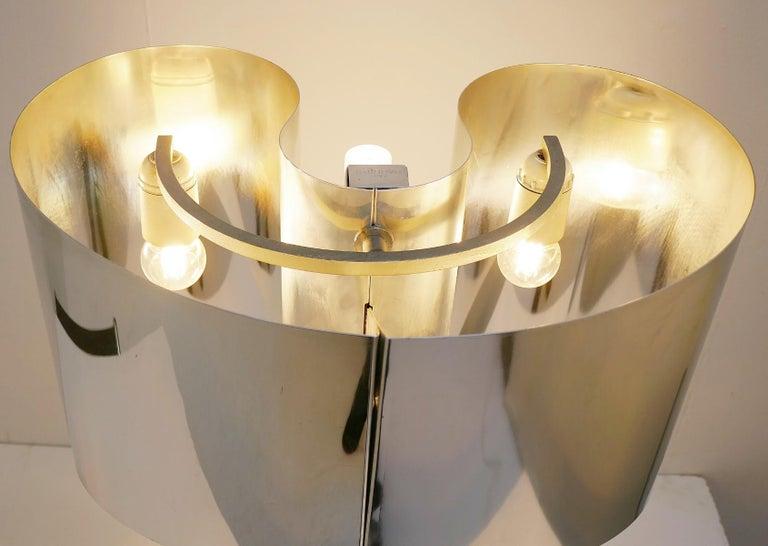 Italian Table Lamp by Costantino Corsini & Giorgio Wiskemann for Stilnovo For Sale