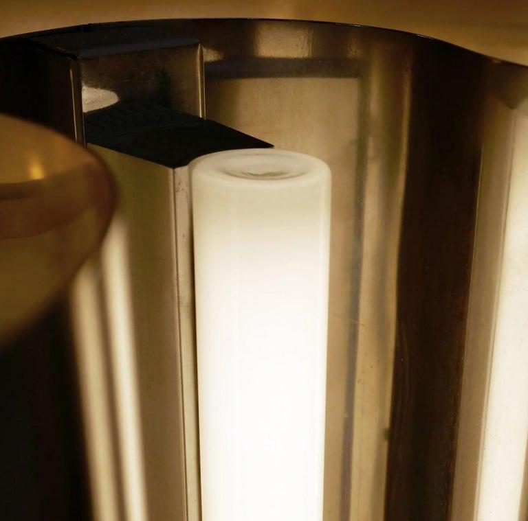 Late 20th Century Table Lamp by Costantino Corsini & Giorgio Wiskemann for Stilnovo For Sale