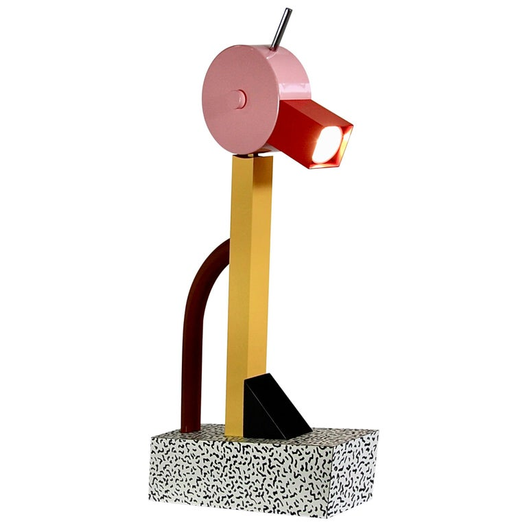 Table Lamp by Ettore Sottsass For Sale