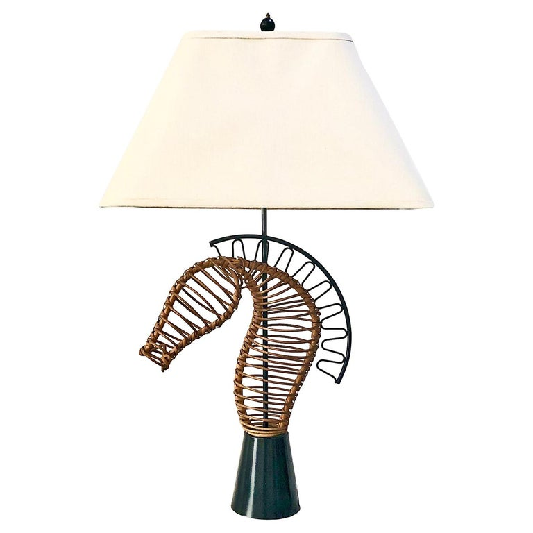 Table Lamp by Fredrick Weinberg, 1950s For Sale