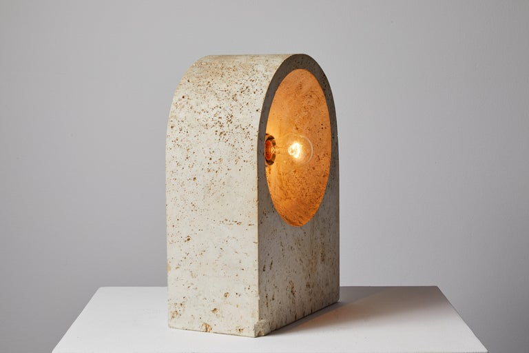 Table Lamp by Giuliano Cesari for Nucleo Sormani In Good Condition For Sale In Los Angeles, CA