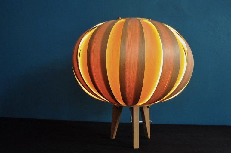 Scandinavian Modern Table Lamp by Hans-Agne Jakobsson