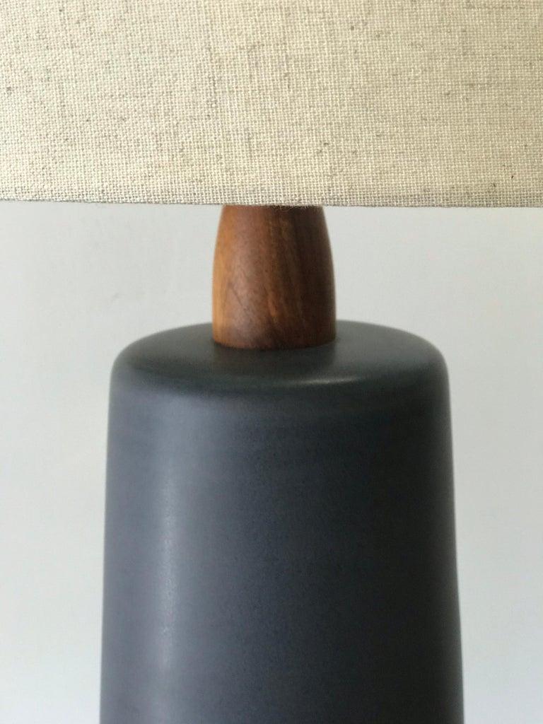American Jane and Gordon Martz Ceramic Table Lamp For Sale
