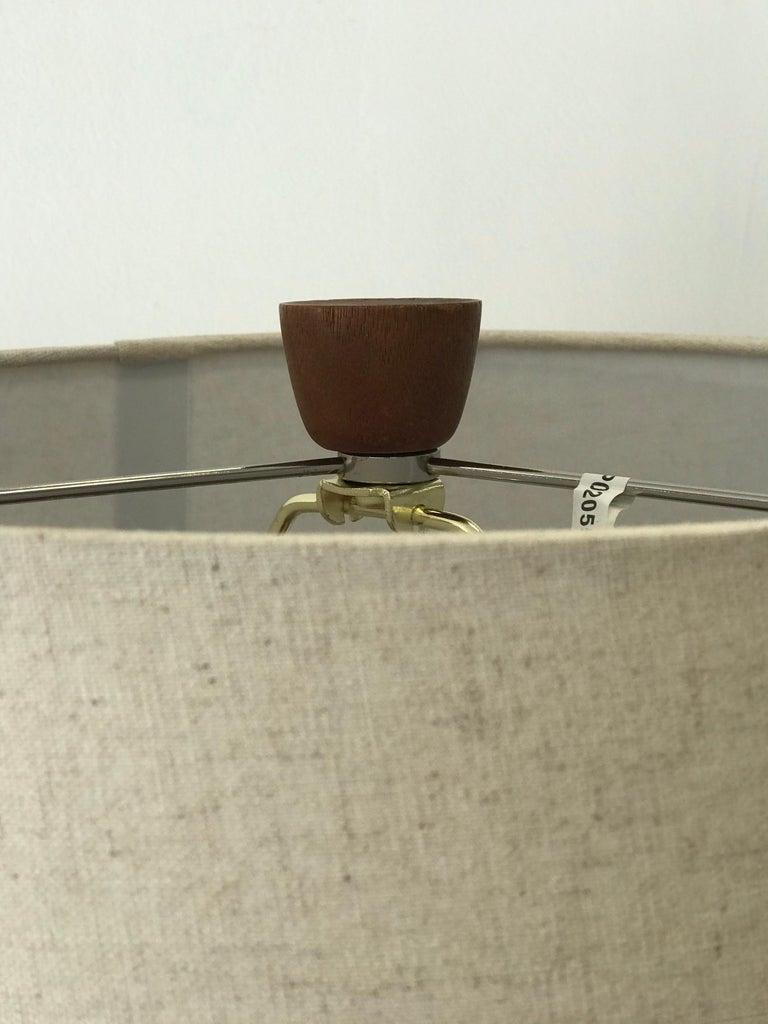 Mid-20th Century Jane and Gordon Martz Ceramic Table Lamp For Sale