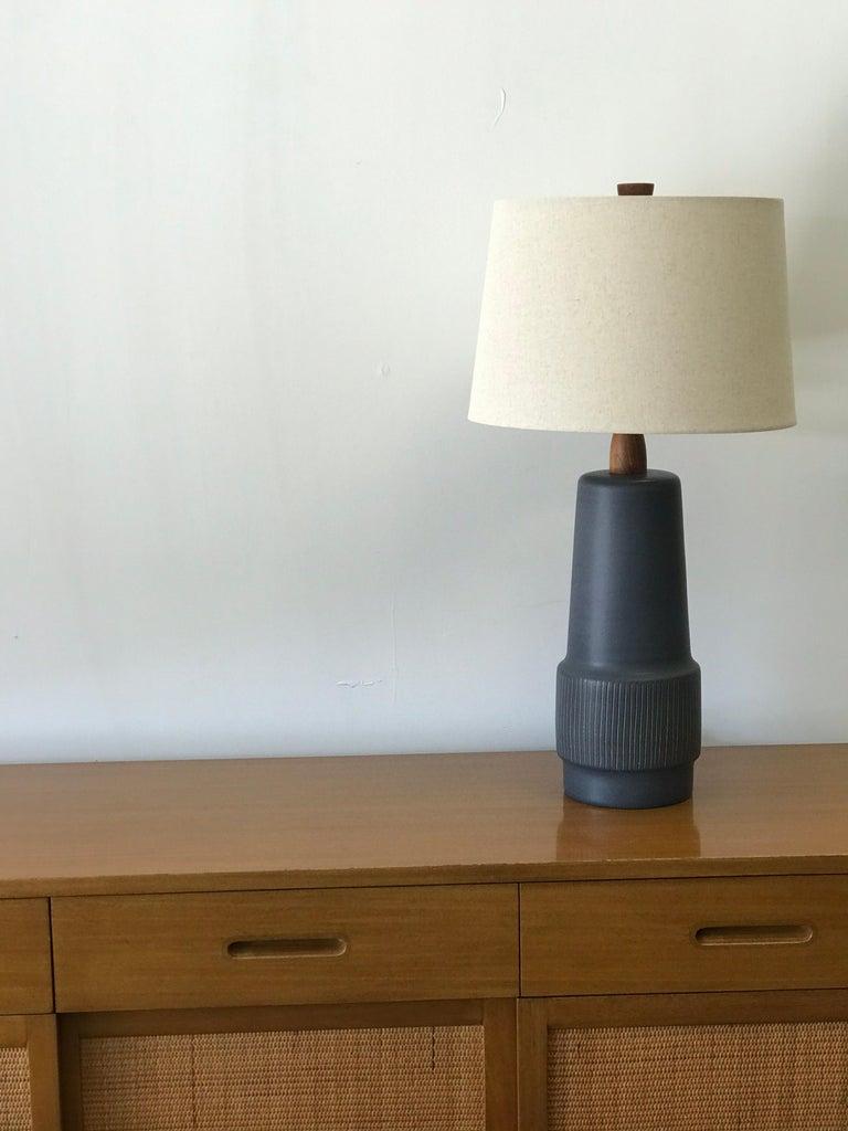 Jane and Gordon Martz Ceramic Table Lamp For Sale 1
