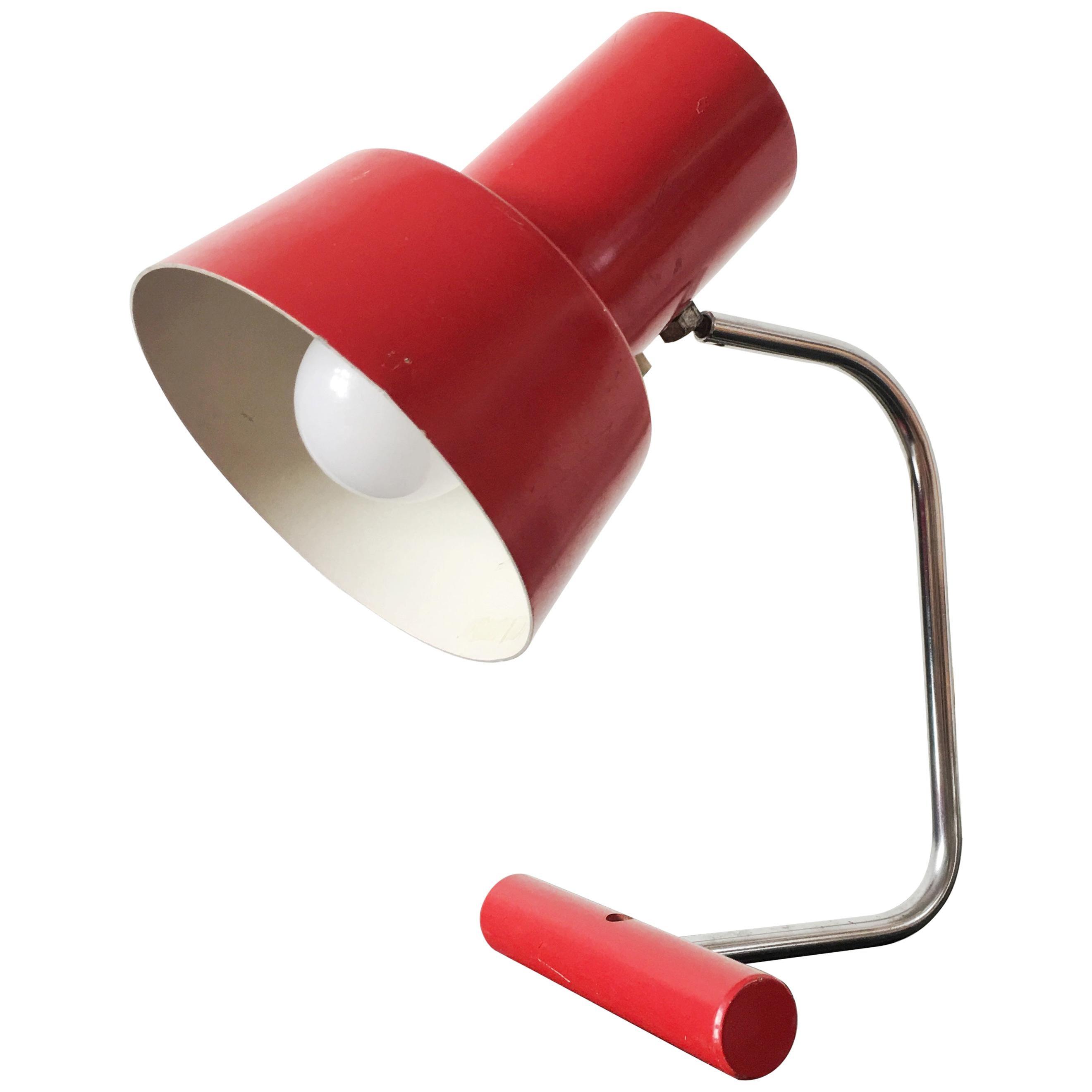 For Napako1960s Lamp By Hurka Table Josef JcTF3luK1