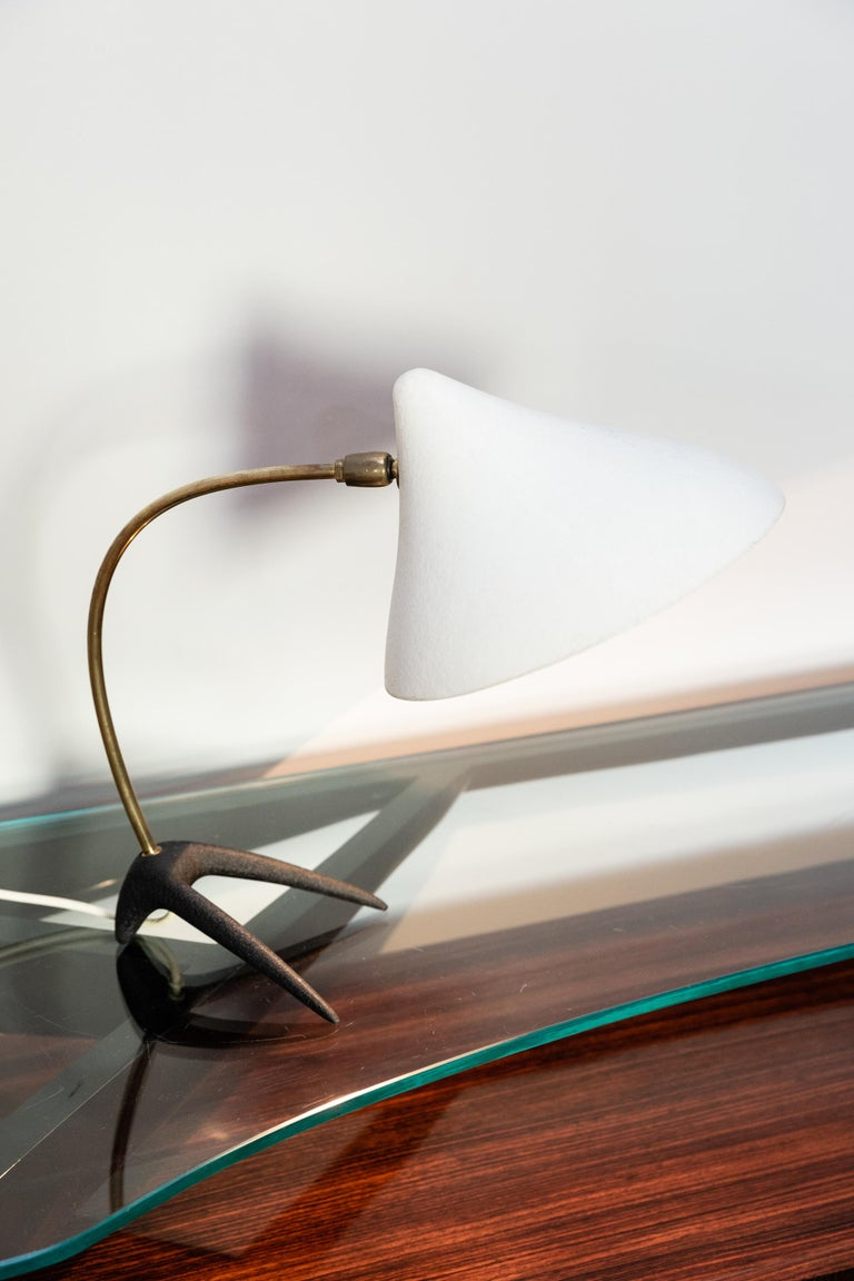 Mid-Century Modern Table Lamp by Louis Kalff for Philips, circa 1950 For Sale