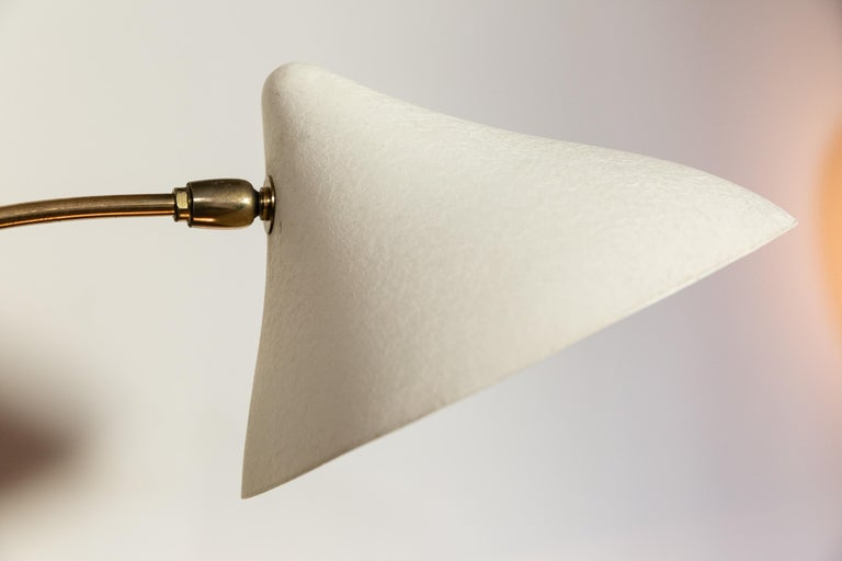 Mid-20th Century Table Lamp by Louis Kalff for Philips, circa 1950 For Sale