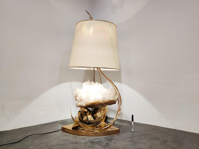 Late 20th Century Table Lamp by Marc D'Haenens, 1970s For Sale