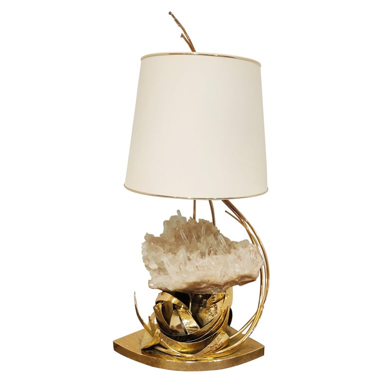 Table Lamp by Marc D'Haenens, 1970s For Sale