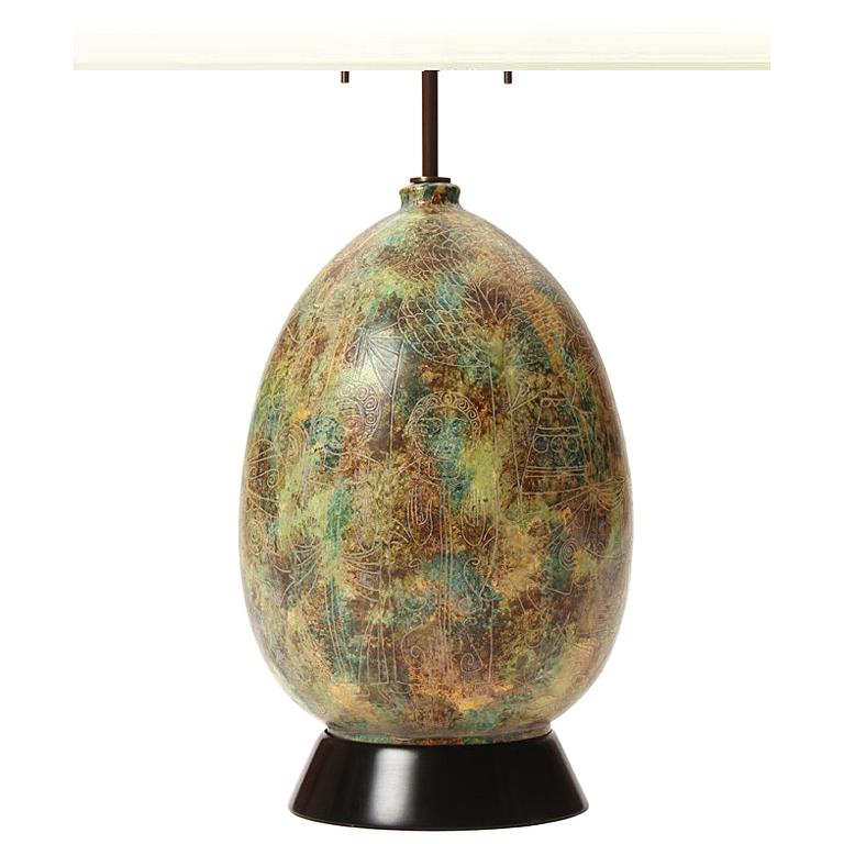 Table Lamp by Marcello Fantoni For Sale