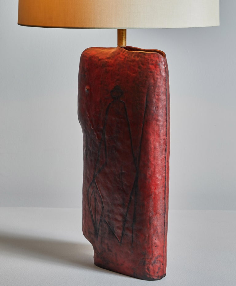 Table Lamp by Marcello Fantoni Studio In Good Condition For Sale In Los Angeles, CA