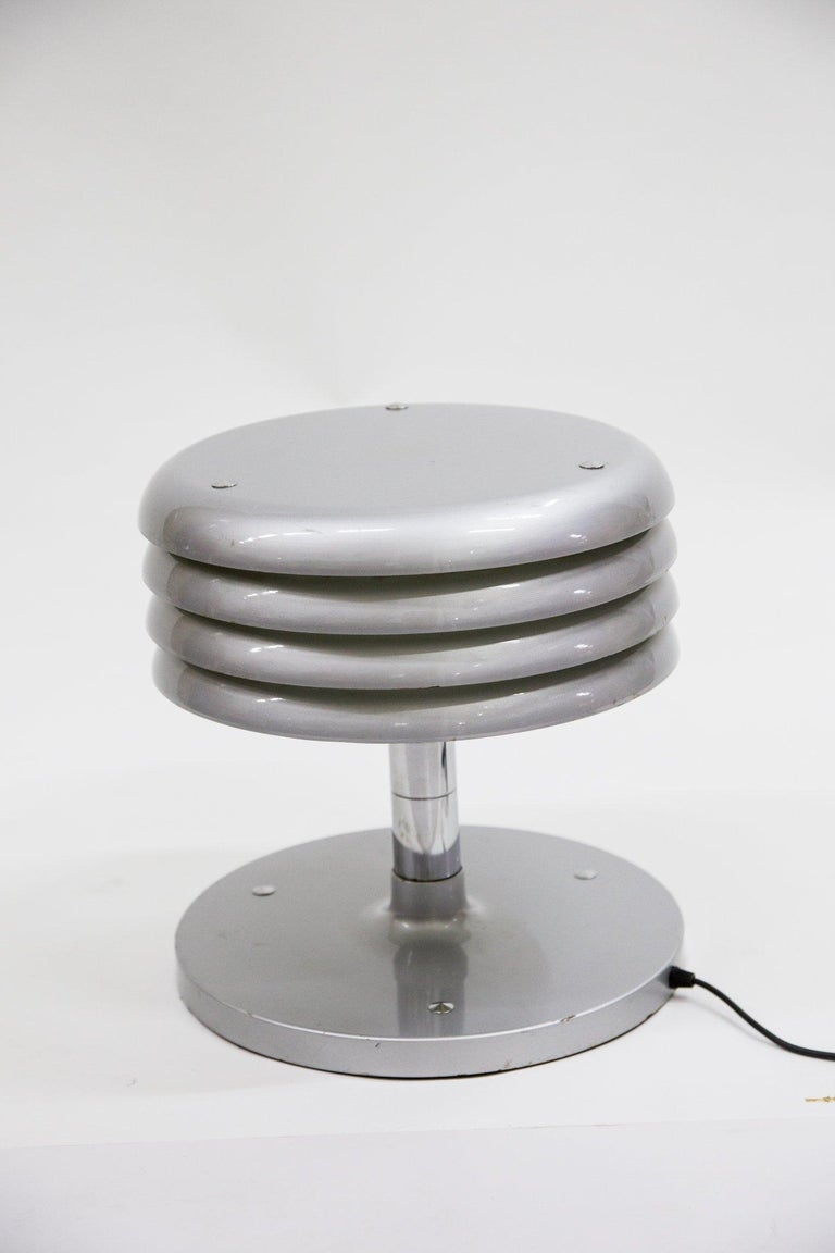 Hungarian Table Lamp by Nádai Tibor, 1960s For Sale