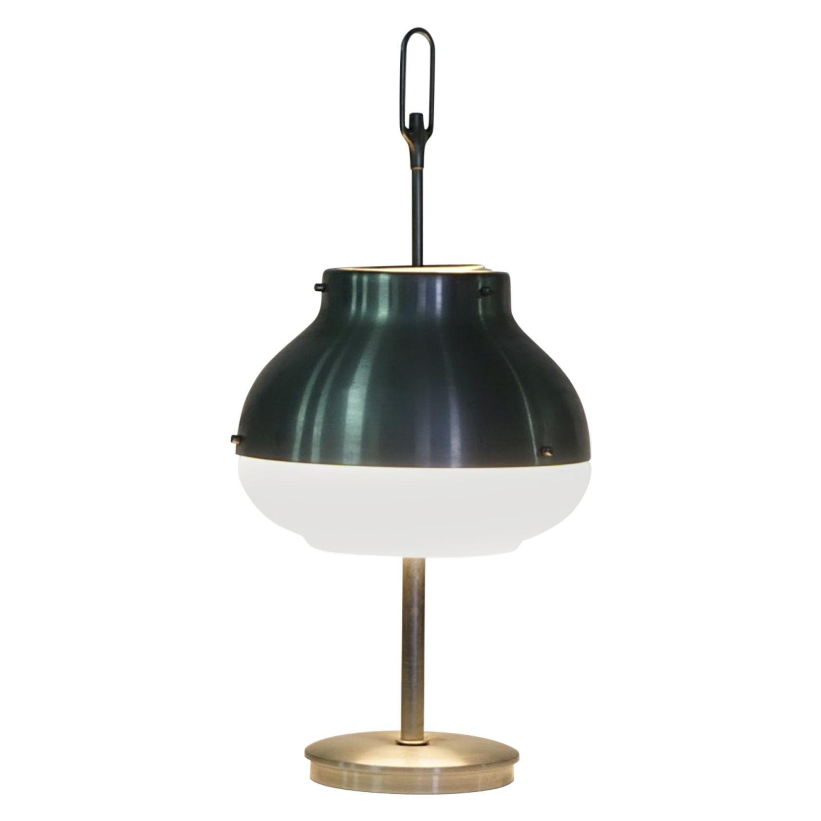 Table Lamp by Oscar Torlasco, Lumi, Italy, 1960