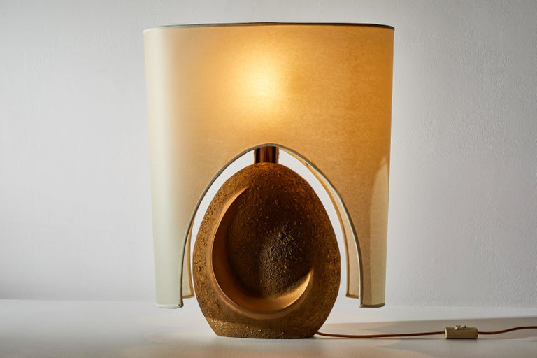 Mid-Century Modern Table Lamp by Pragos For Sale