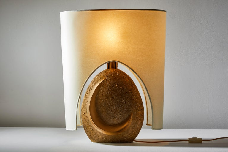 Italian Table Lamp by Pragos For Sale