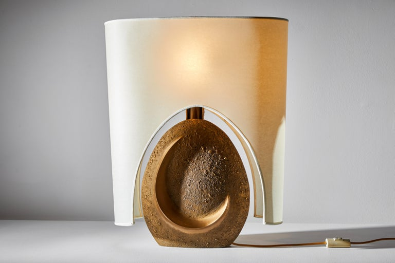 Mid-20th Century Table Lamp by Pragos For Sale
