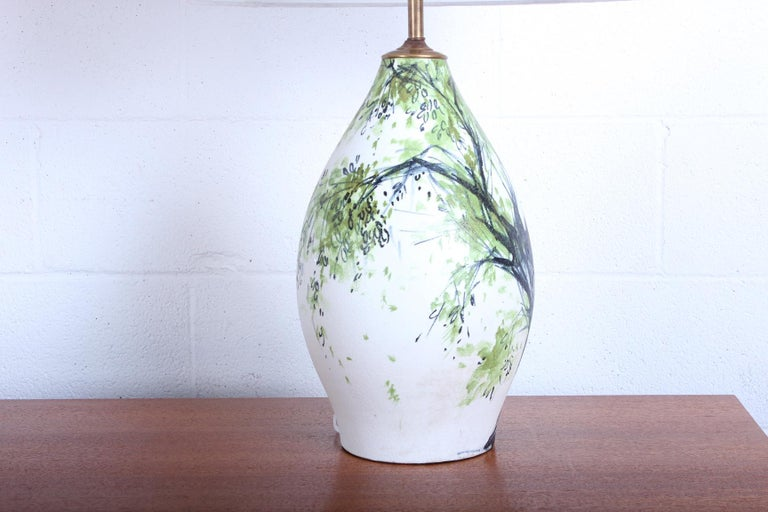 Table Lamp by Raymor For Sale 2