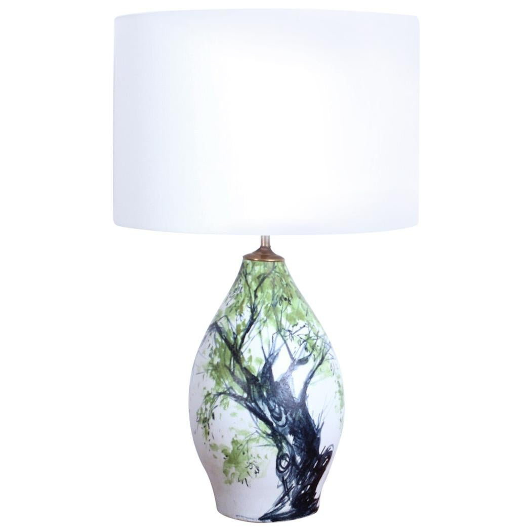 Table Lamp by Raymor