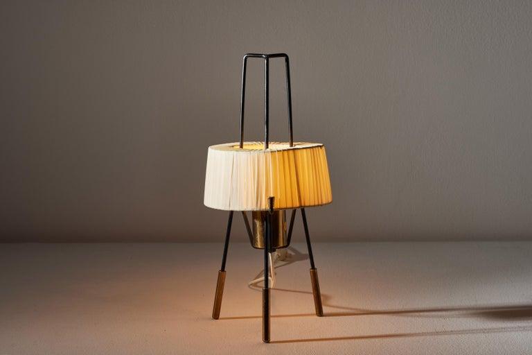 Mid-Century Modern Table Lamp by Stilnovo For Sale