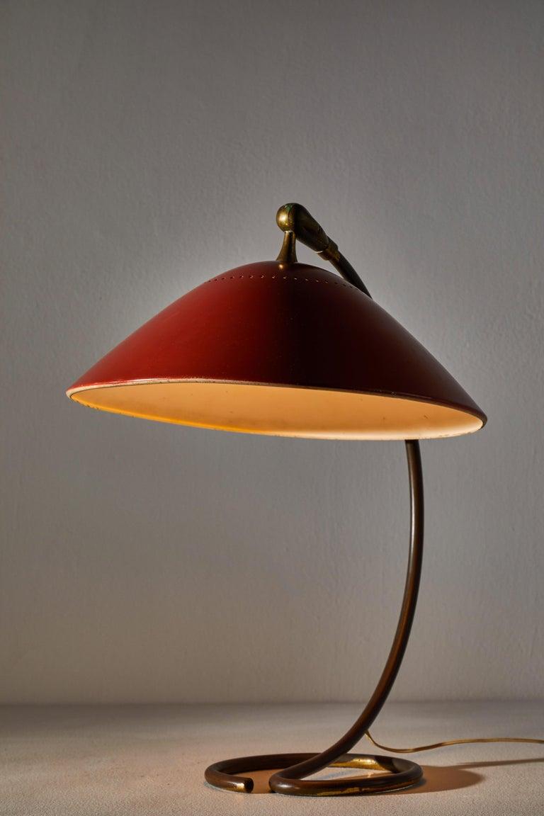 Italian Table Lamp by Stilnovo For Sale
